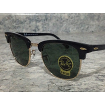 Kit 6 Óculos Ray-ban Rb3016 Clubmaster Perfeito
