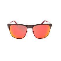 Óculos De Sol San Fernando Vermelho Absurda