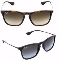 Óculos Chris Wayfarer Rb4187 - Original - Frete Grátis