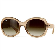 Óculos De Sol Feminino Ray Ban Demigloss Retrô Acetato