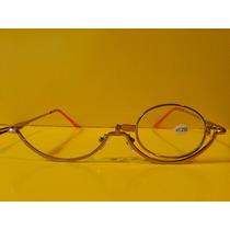 Oculos Para Maquiagem Armação - Com Estojo Rosa Ou Grafite