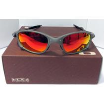 Oculos Oakley X Metal 24k Juliet X Squared Double Xx Ruby