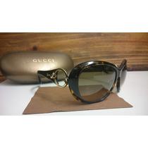 Óculos De Sol Femenino - Gucci Original