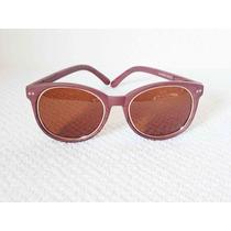 Oculos De Sol Masculino Feminino Estilo Madeira