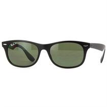 Óculos De Sol Ray Ban New Wayfarer Liteforce Unissex Green