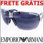 Óculos Emporio Armani De Sol Ea Lançamento - Frete Grátis