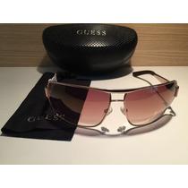 Óculos De Sol Unisex Guess - Original E Novo