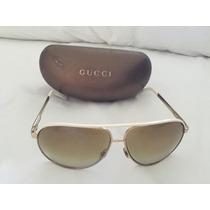 Óculos Gucci Feminino Original. Com A Caixa!
