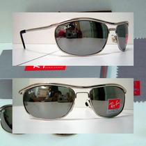 Óculos Demolidor 8012 Prata Cromado Espelhado