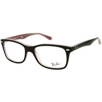 Armação Para Óculos De Grau Ray Ban Rb 5228 Feminino Retrô