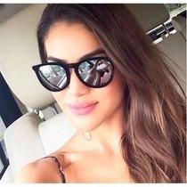Ray Ban Veludo Espelhad Oculos De Sol Feminino Erika Velvet