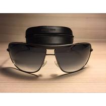 Oculos De Sol Giorgio Armani / Escuro / Semi Novo