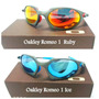 Oculos Romeo 1 Lente Ice Ou Ruby Polarizada Frete Gratis