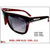 Oculos Spr 9121 Sol Masculino Feminino Unissex Lançamento