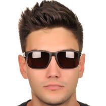 Oculos Oakley Holbrook Marrom Original Garantia 1 Ano 910203