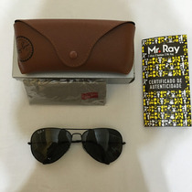 Ray Ban Aviator Large Metal Polarizado Rb3025