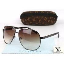 Oculos De Sol Louis Vuitton Exclusive Black - Prada