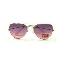 Óculos De Sol Estilo Aviador Ray Ban Feminino Masculino