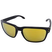 Oculos Oakley Holbrook Shaunwhite Polished Black/24k Iridium