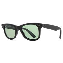Óculos De Sol Ray-ban Rb 2140 Preto Fosco 901-s/o5