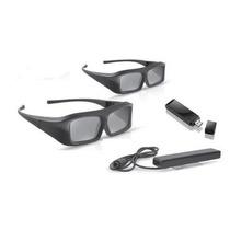 Óculos 3d Philips Pta02 ( 2 Un + Transmissor + Atualização)