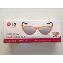 Óculos 3d Dual Play Lg Ag-f310dp