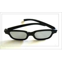 4x Óculos 3d Passivo Polarizado Reald - Tv Lg, Philips