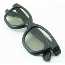 Óculos 3d Polarizado Passivo - Para Tvs 3d E Cinema