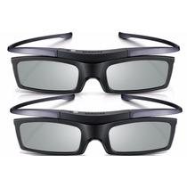 Óculos 3d Ativo Tv Samsung Ssg-5100gb Original - 2 Unidades