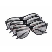 4 Óculos 3d Passivo Tv Lg Ag-f310 Cinema 3d