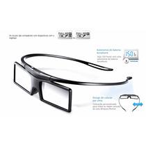 Oculos 3d Samsung Ssg-4100gb Tv Original Par