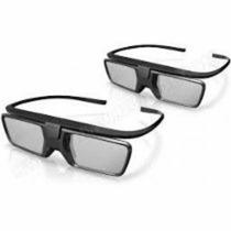 Óculos 3d Ativo Philips Pta519/00 Caixa C/ 2unid. Novo