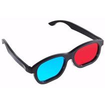 Óculos 3d Em Plástico Ultra Resistente - Produto No Brasil