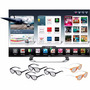 Tv Led Lg 47¨ 3d - Wi-fi - Usb - 4 Oculos 3d E 2 Dual Play
