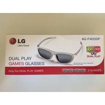 Óculos 3d Dual Play Lg Ag-f400dp