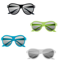 Oculos 3d Passivo Ag-f315 Ray Ban Lg *novo