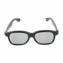 Óculos 3d Passivo Polarizado Linear Para Cinema 6d 7d