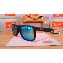 Ray Ban Rayban Justin 4165 Oculos Lançamento + Case Rayban