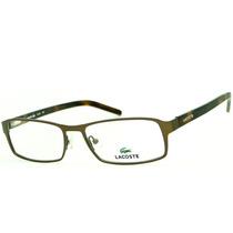 Armação Para Óculos De Grau Lacoste L2136 Masculina Original