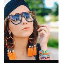 Oculos De Sol Celine Shadow - Importado Completo