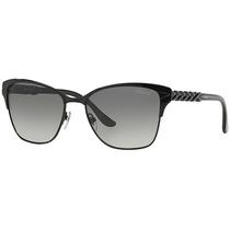 Óculos Feminino De Sol Vogue Armação Em Monel