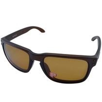 Oculos Oakley Holbrook Matte Rootbeer/bronze Polarizado New