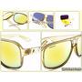 Óculos De Sol Absurda Calixtin - Ref.:203641640 12x S/ Juros