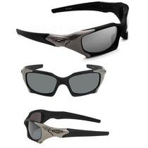 Óculos Oakley Pit Boss Ii Black Iridium Armação Preta