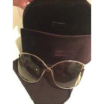Óculos Tom Ford Feminino Original Modelo Emmeline Tf 155