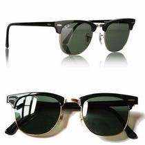 Óculos De Sol Ray Ban Rayban Clubmaster Rb3016