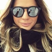 Óculos Illesteva Lente Espelhada Masculino E Feminino
