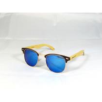 Óculos Marca Oesteside Madeira Bamboo +90 Dias Garantia