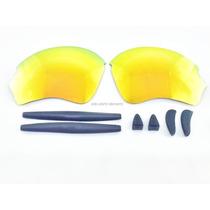 Lente E Kit De Borracha Para Oculos Oakley Romeo 2