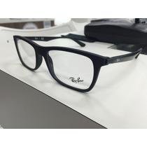 Oculos Receituario P/grau Ray Ban Rb 7062 2077 55 Original